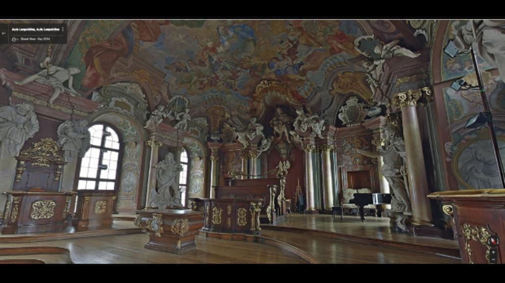 Google Street View pozwala już zwiedzać Wrocław online