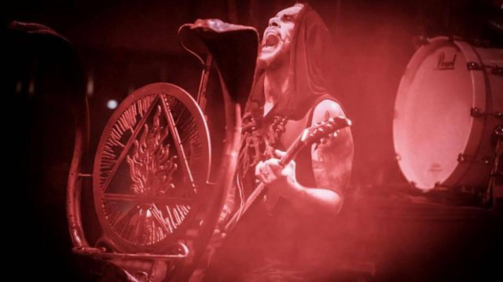 Behemoth wystąpił we Wrocławiu. Wcześniej modlili się o duszę Nergala