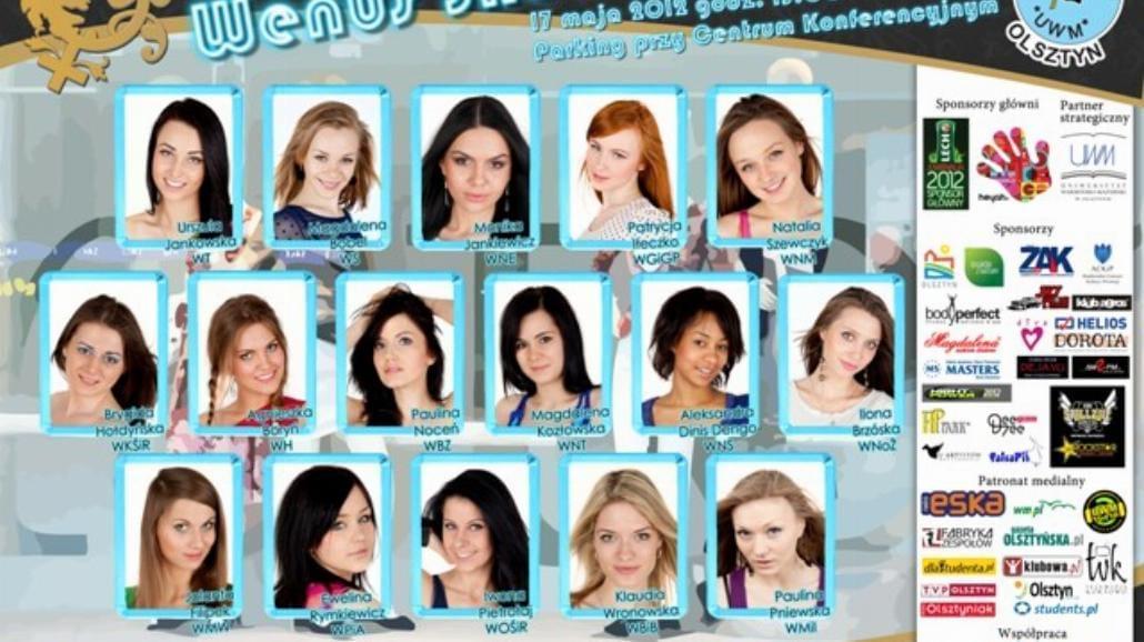 Wenus Show 2012 - zobacz plakat