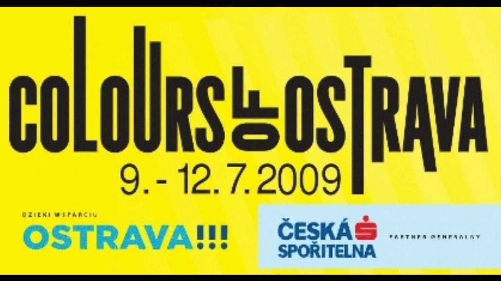 Wszystkie kolory muzyki w Ostravie