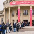 Tłumy na jesiennych targach pracy Career EXPO we Wrocławiu - Hala Stulecia, podsumowanie, 2018