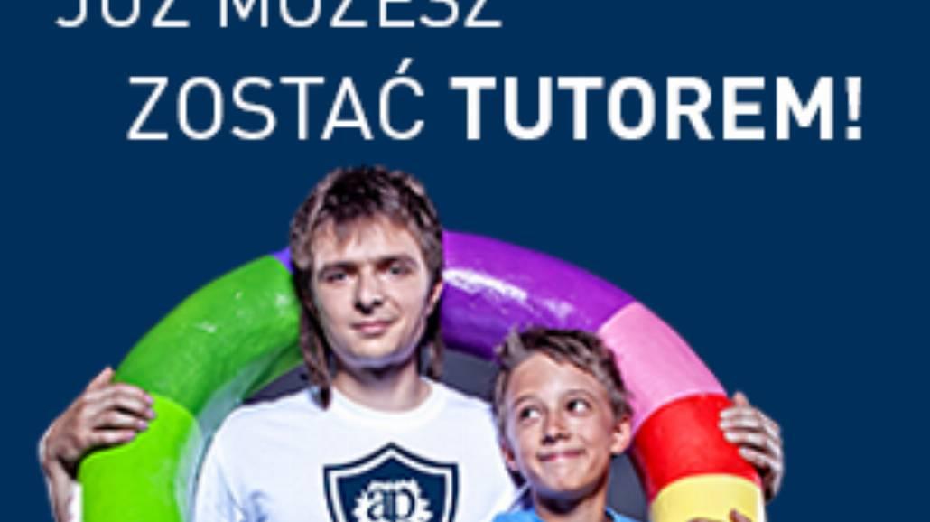 Wolontariat przyszłości. Zostań tutorem!