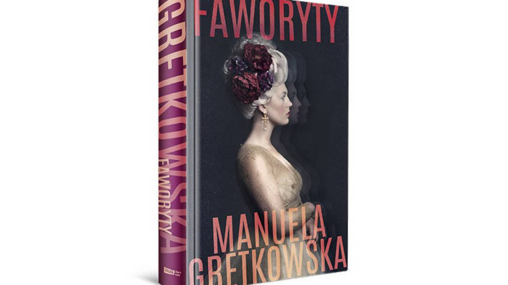 Faworyty - Manuela Gretkowska