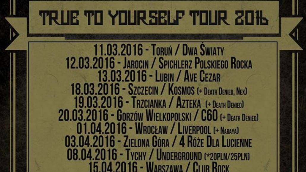 The Sixpounder rusza w trasę promującą nowy album