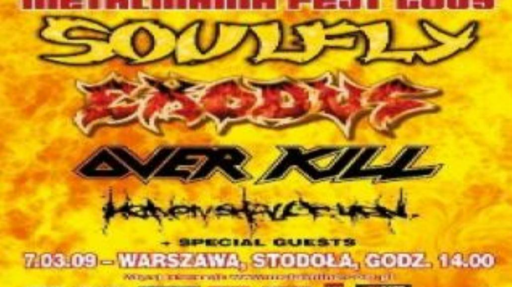 Heaven Shall Burn nie wystąpi na Metalmania Fest