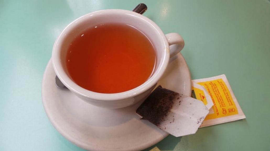 Herbata z solą najlepsza na upał