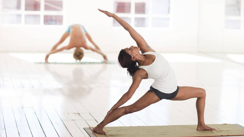 ćwiczenia w domu - joga