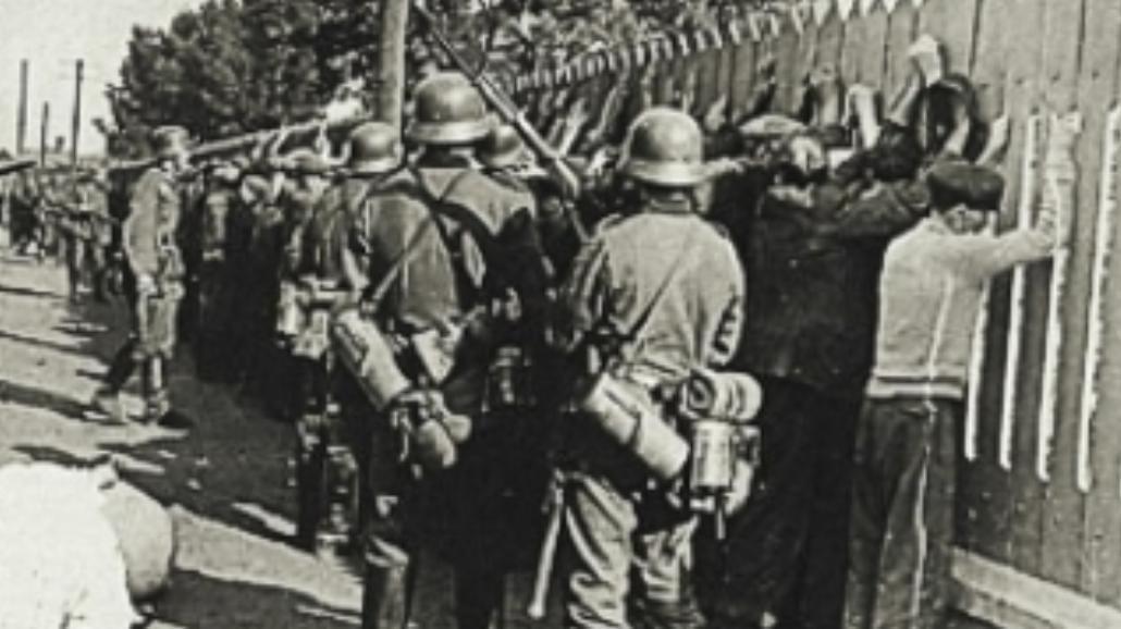 Okrucieństwa niemieckiej armii