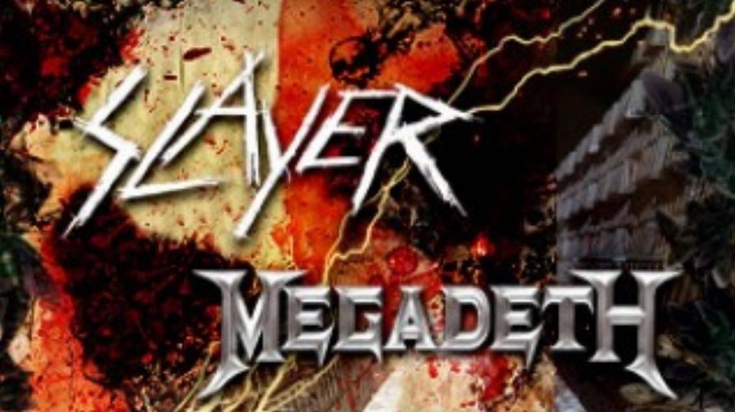 Slayer i Megadeth zagrają w Łodzi
