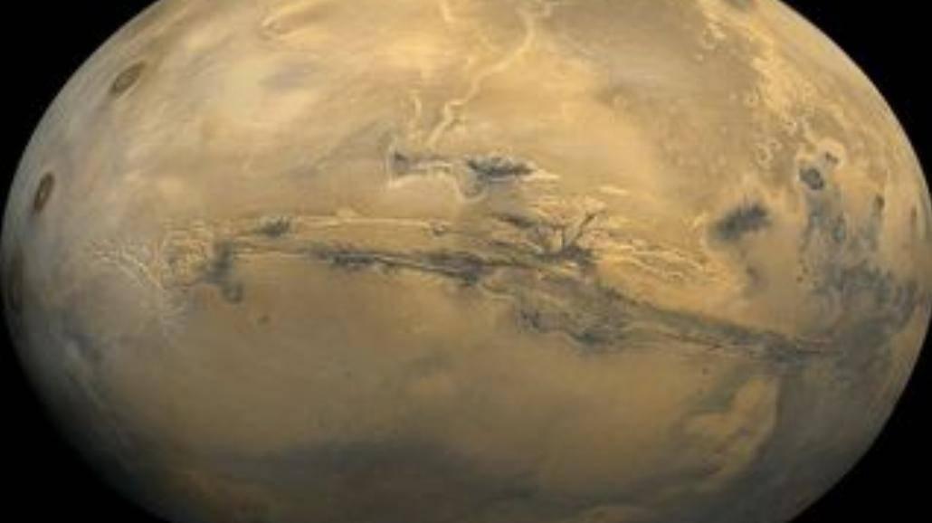 Data lotu na Marsa?