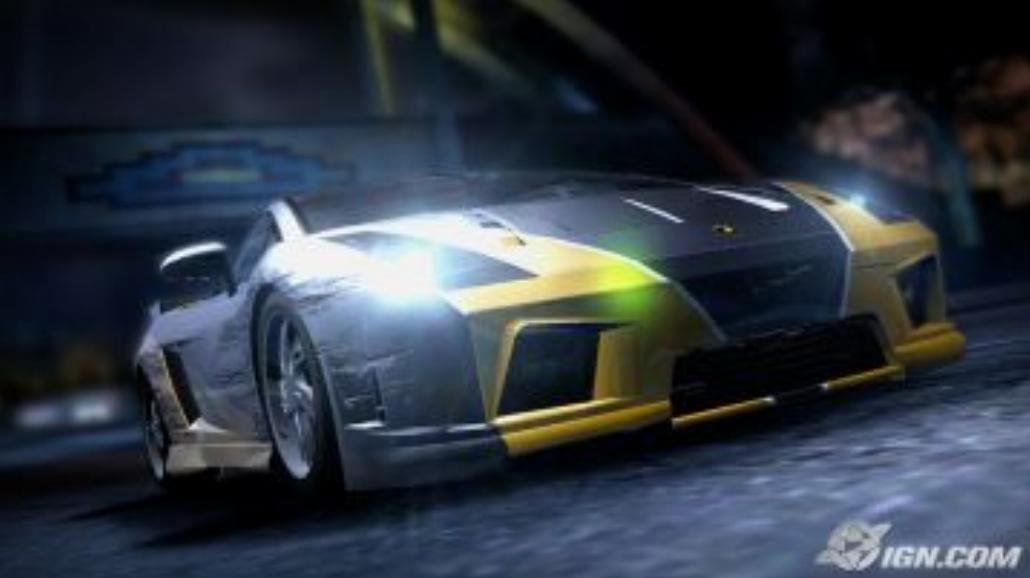 Wymagania do Need For Speed: Carbon