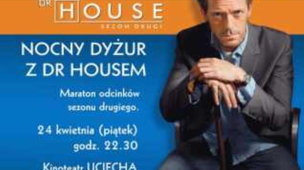 Noc z dr. House`em