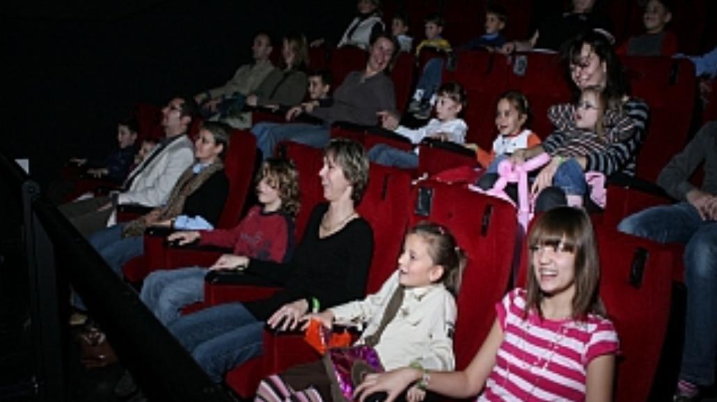 Cinema Park - dzika natura na wyciągnięcie ręki