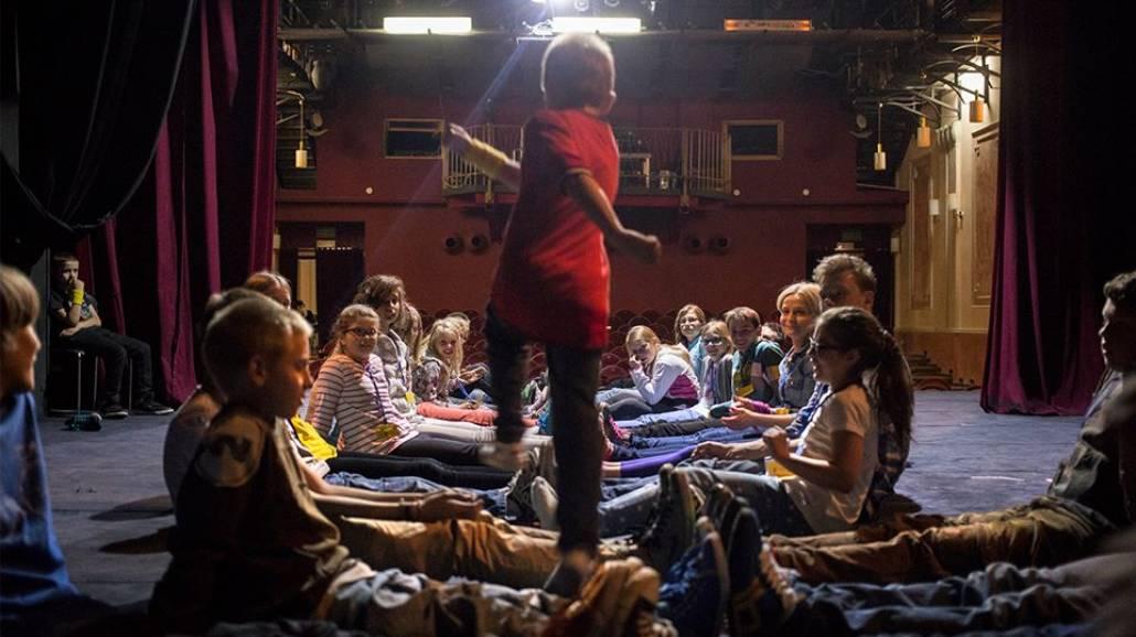 Lato w Teatrze