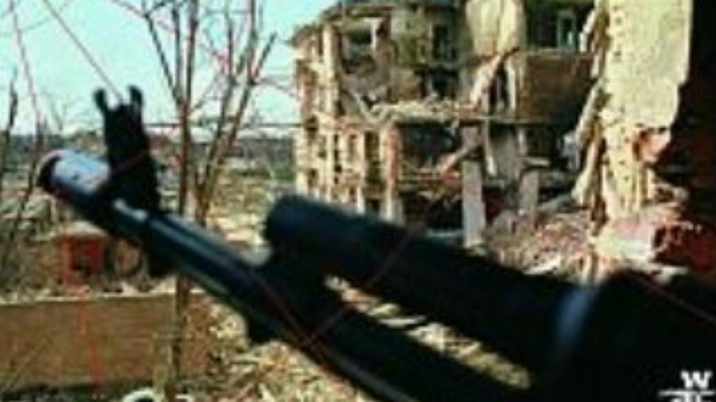 Piekło czeczeńskiej wojny
