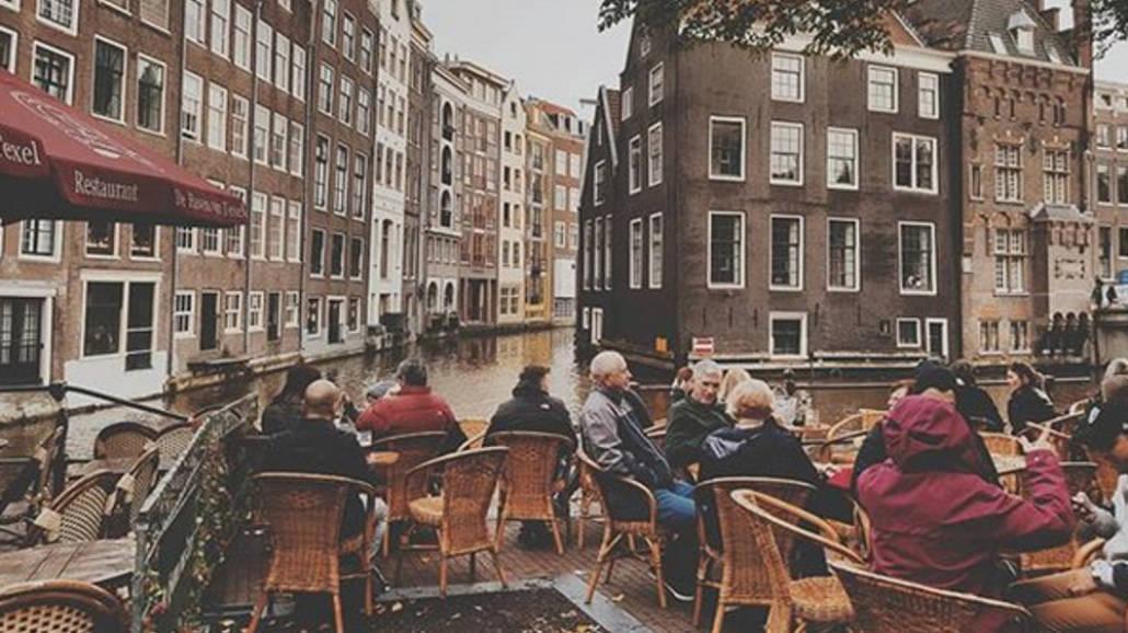 Amsterdam miasto obecnie