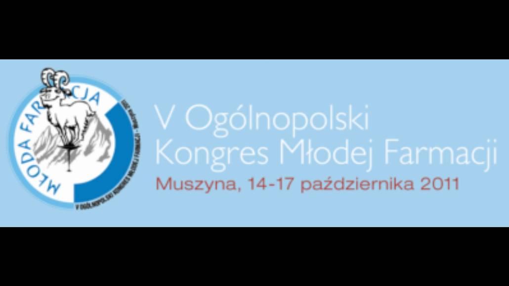 V Ogólnopolski Kongres Młodej Farmacji