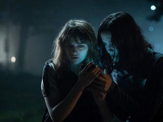 Slender Man - recenzja - film, ocena, opinia, kino, 2018, horror
