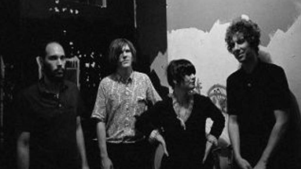 Crystal Stilts i Miłość na OFF Festival 2009