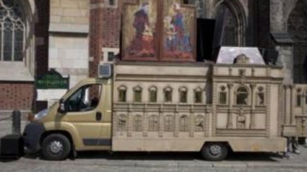 Bajkobus znów na ulicach Wrocławia