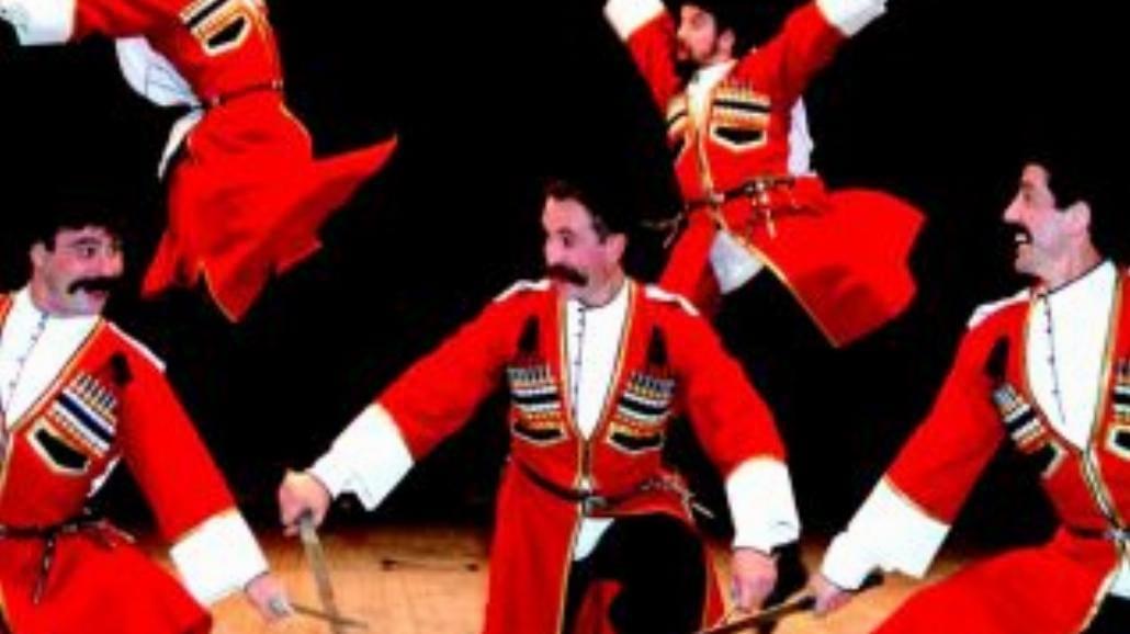Niesamowite kozackie show