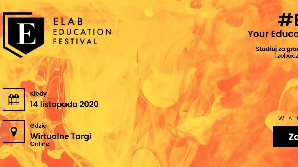 Elab Education Festival 2020