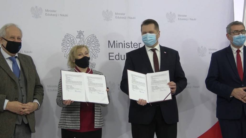 NASA podpisała umowę z Ministerstwem Edukacji i Nauki. Polacy pomogą w realizacji misji IMAP