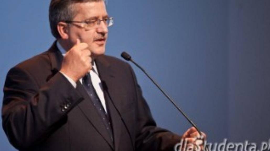 Prezydent wręczył nominacje 34 profesorom