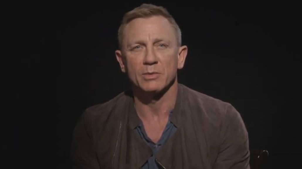 Daniel Craig ogłasza konkurs