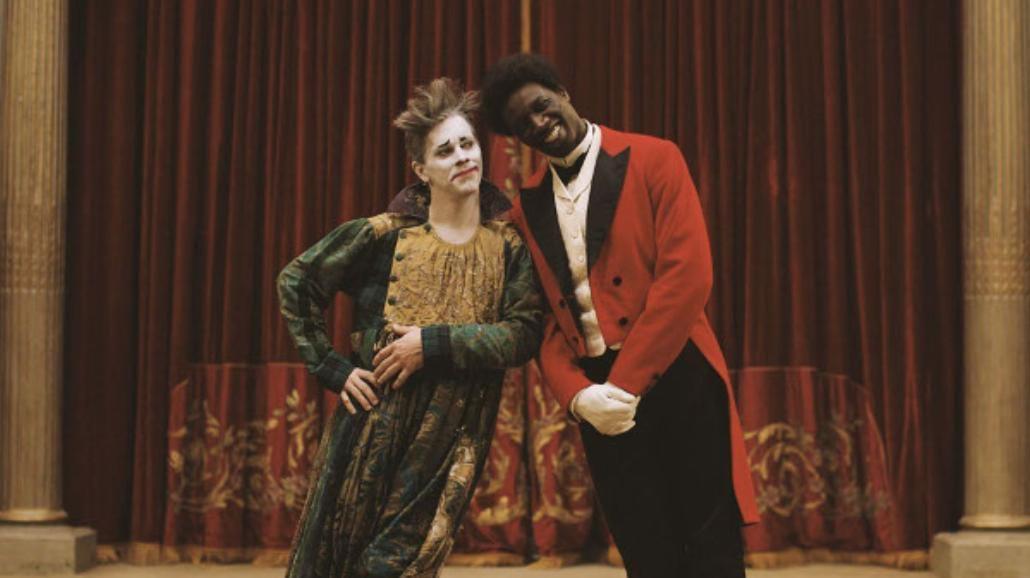 """Omar Sy jako """"Chocolat"""" - pierwszy czarnoskóry klaun [FOTO]"""