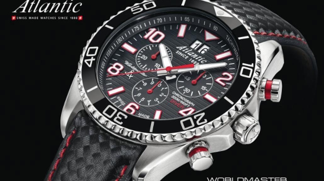 Worldmaster Diver - nowy zegarek w rodzinie Atlantic