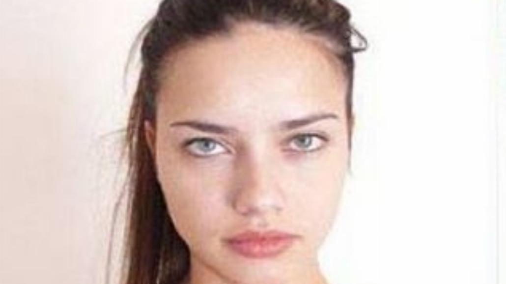 Modelki Victoria's Secret bez makijażu