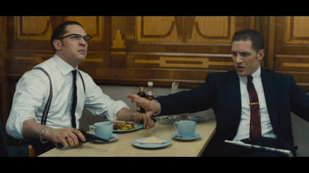 """Świetne oceny """"Legend"""" z podwójną rolą Toma Hardy'ego"""