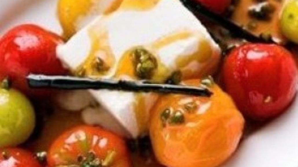 Niezwykły deser z... pomidorów