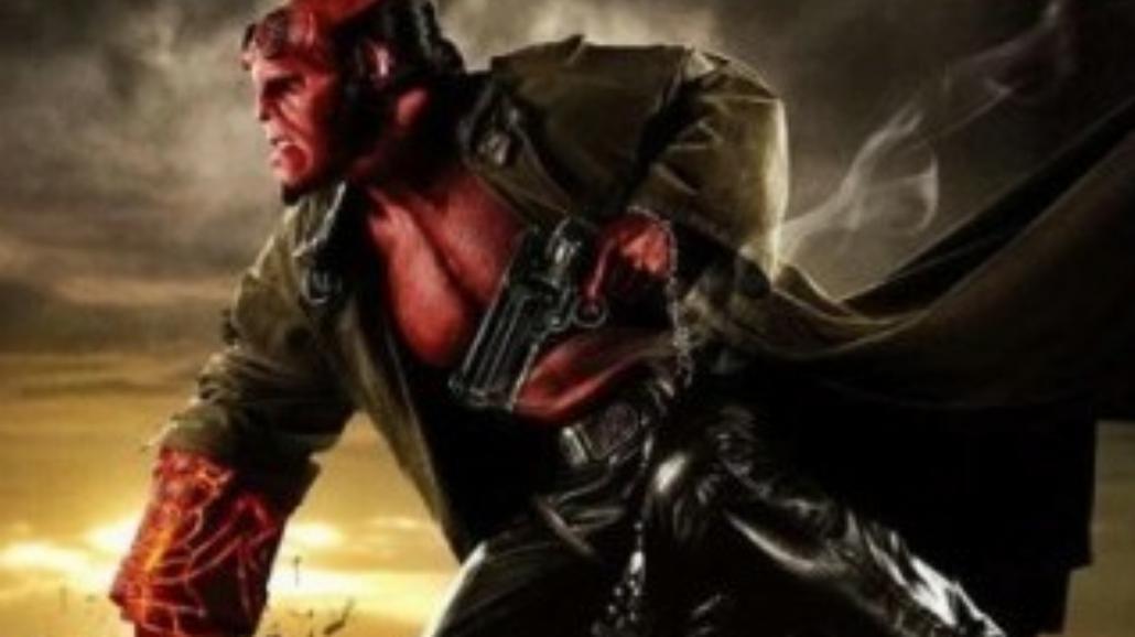 """""""Hellboy"""" - będzie trzecia część"""