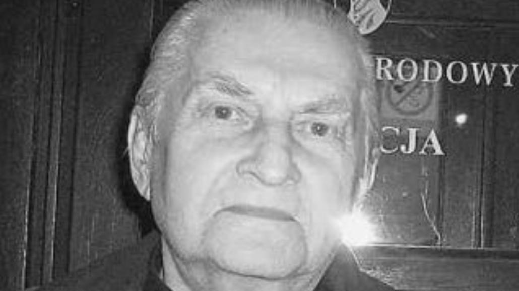 Zmarł Igor Przegrodzki