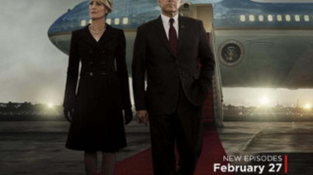 """""""House of Cards"""": Nowa zapowiedź serialu"""