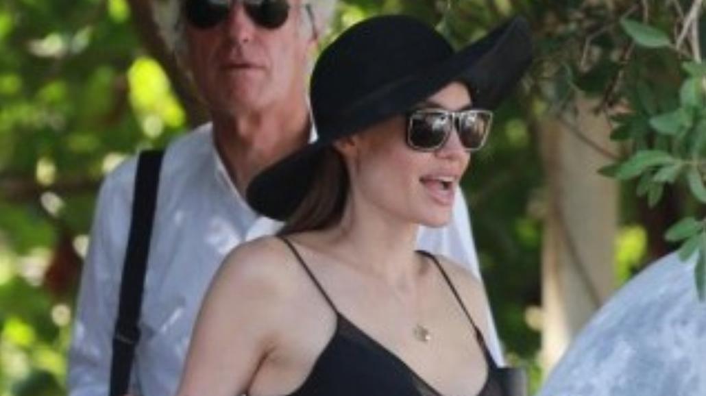 Angelina Jolie waży 41 kilo!