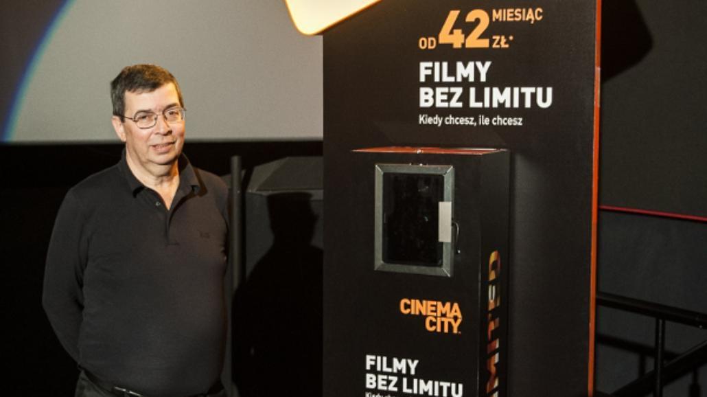 Filmy bez limitu z kartą Unlimited w Cinema City