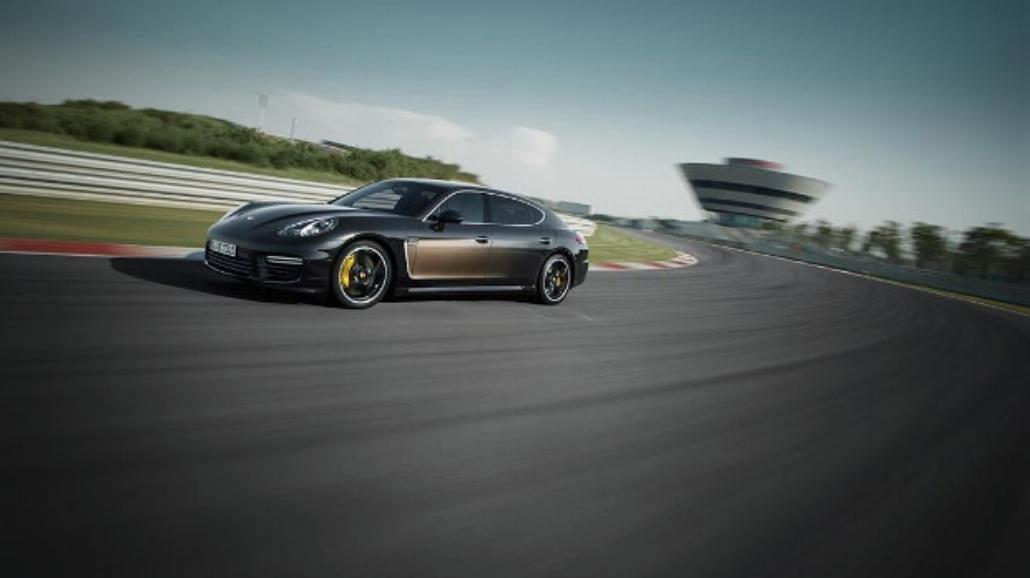 Porsche prezentuje limuzynę Panamera Exclusive Series