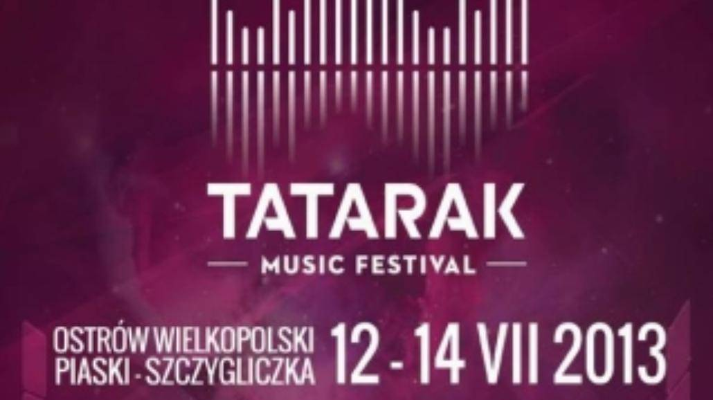 Tatarak Music Festival zamyka line-up