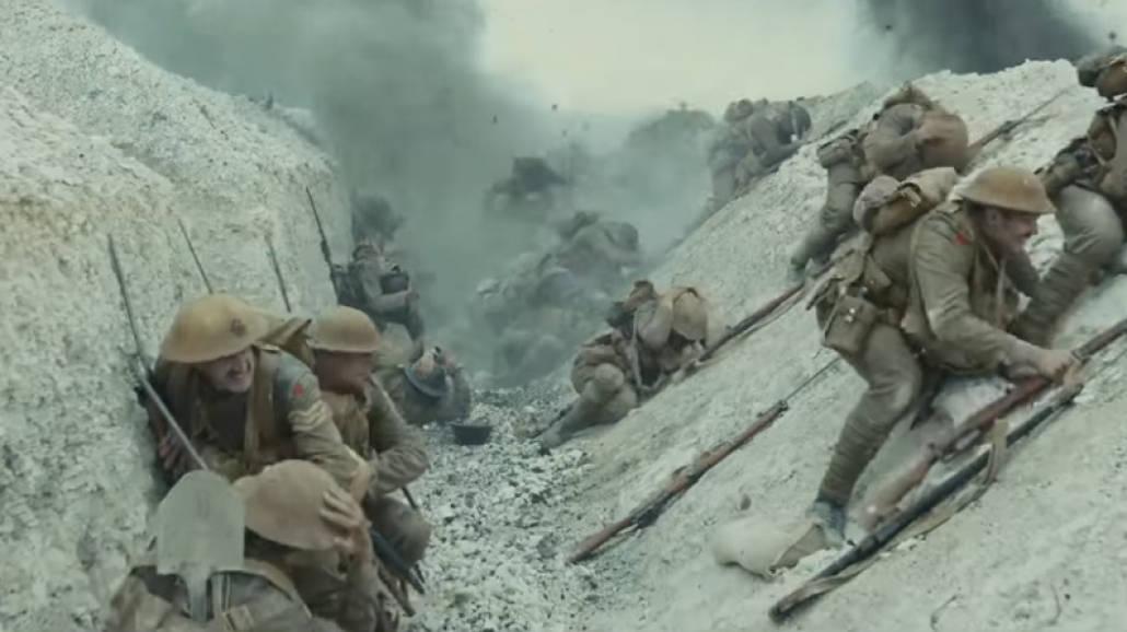 1917 - zwiastun filmu