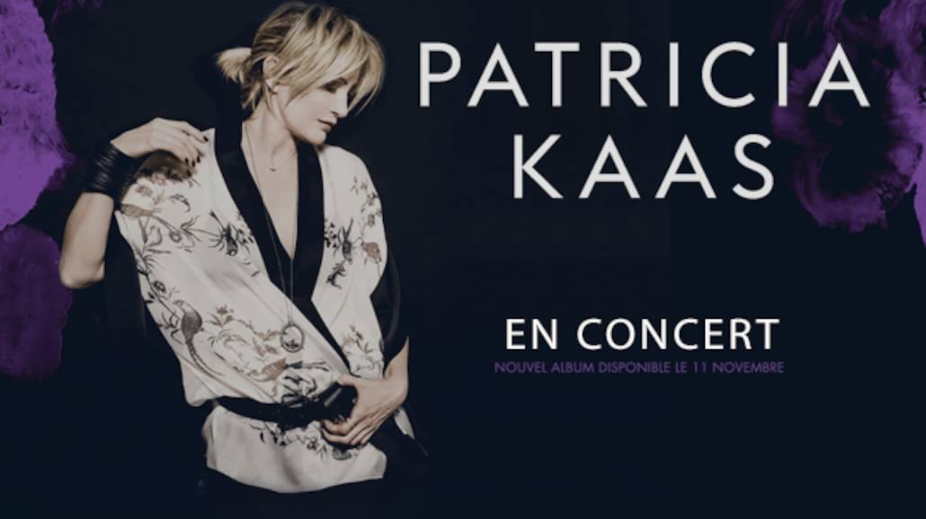 Patricia Kaas wystąpi w Polsce