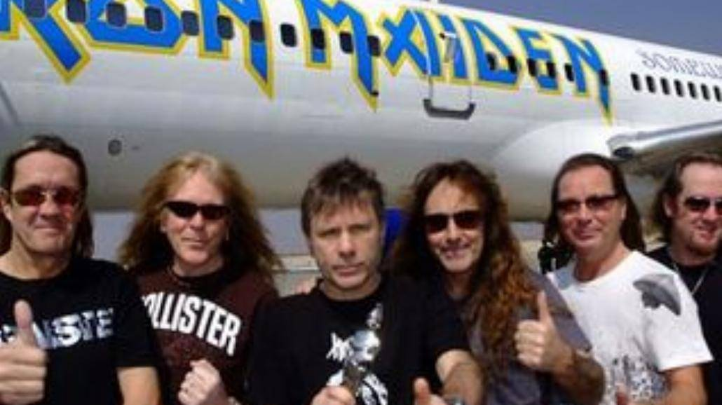 Iron Maiden na dwóch koncertach w Polsce!