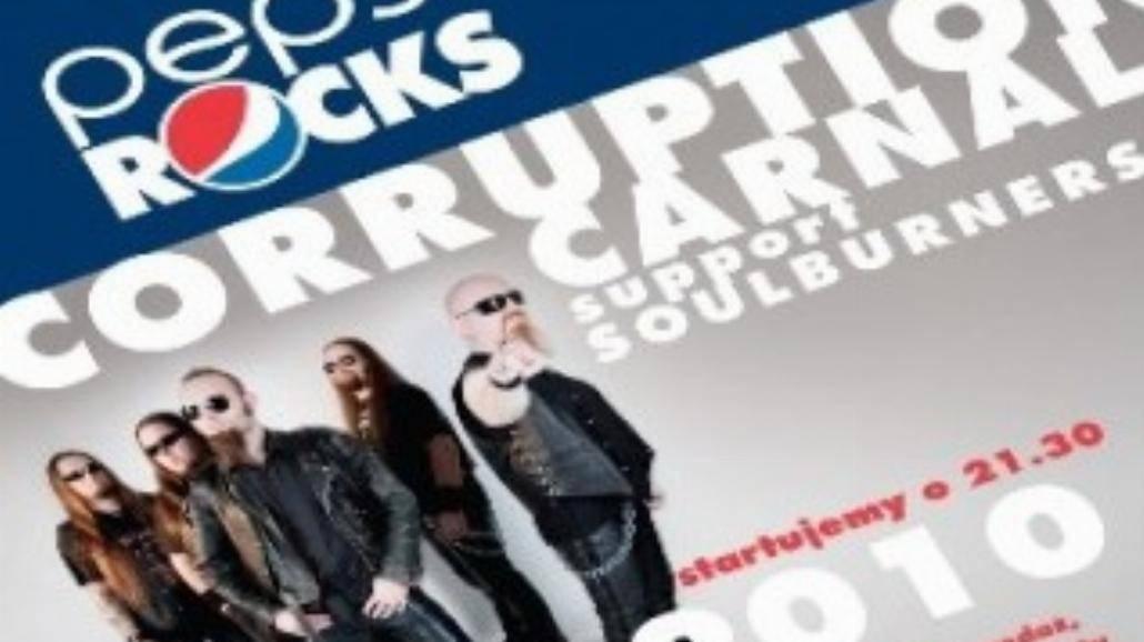 Corruption i Carnal w Hard Rock Cafe