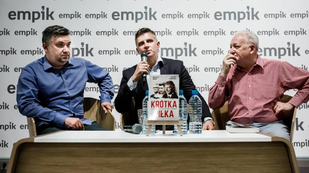 Mateusz Borek i Cezary Kowalsk