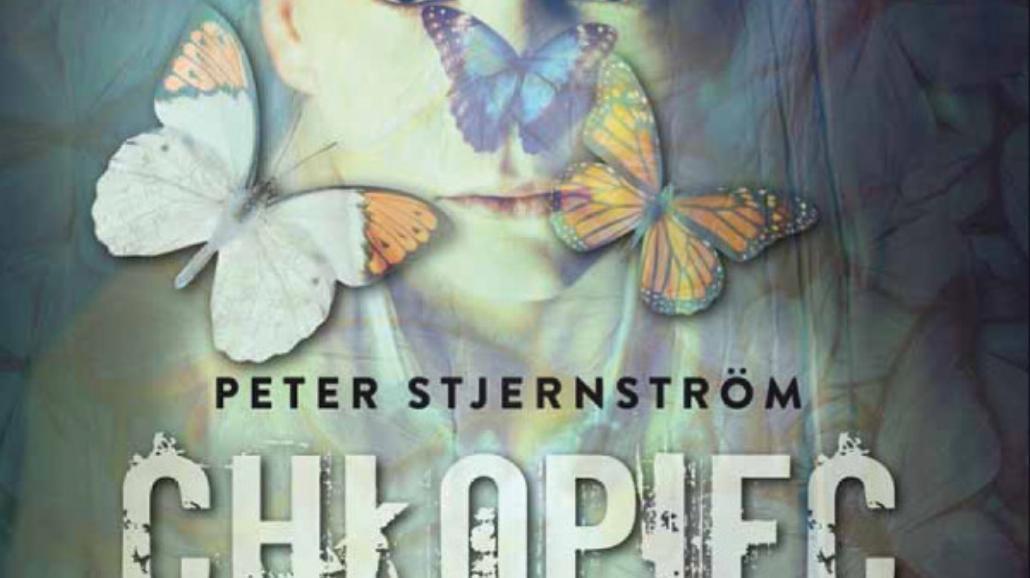 """Skandynawski thriller """"Chłopiec motyl"""" już w księgarniach"""