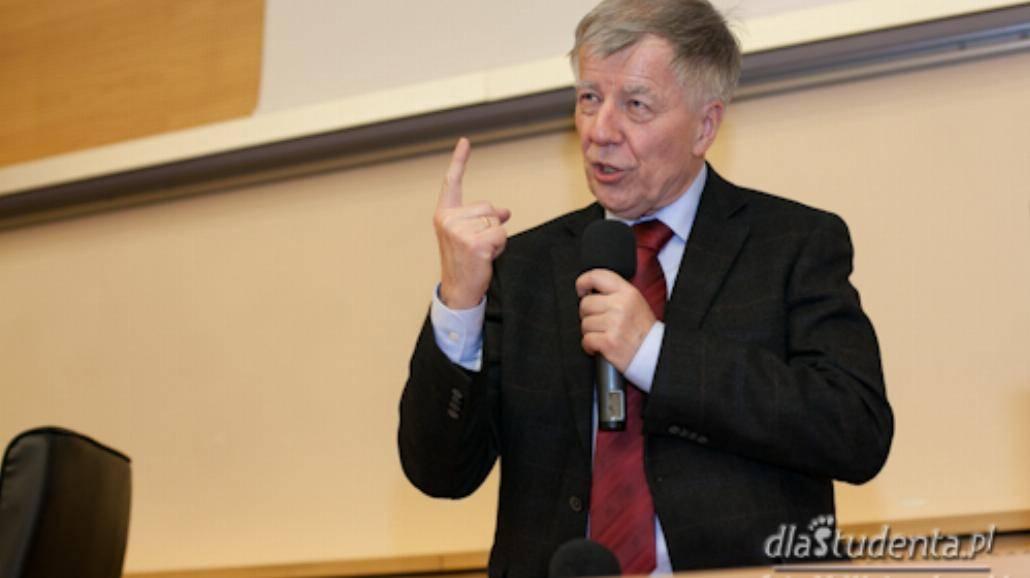 Jan Miodek: Studenci są inni, ale nie gorsi