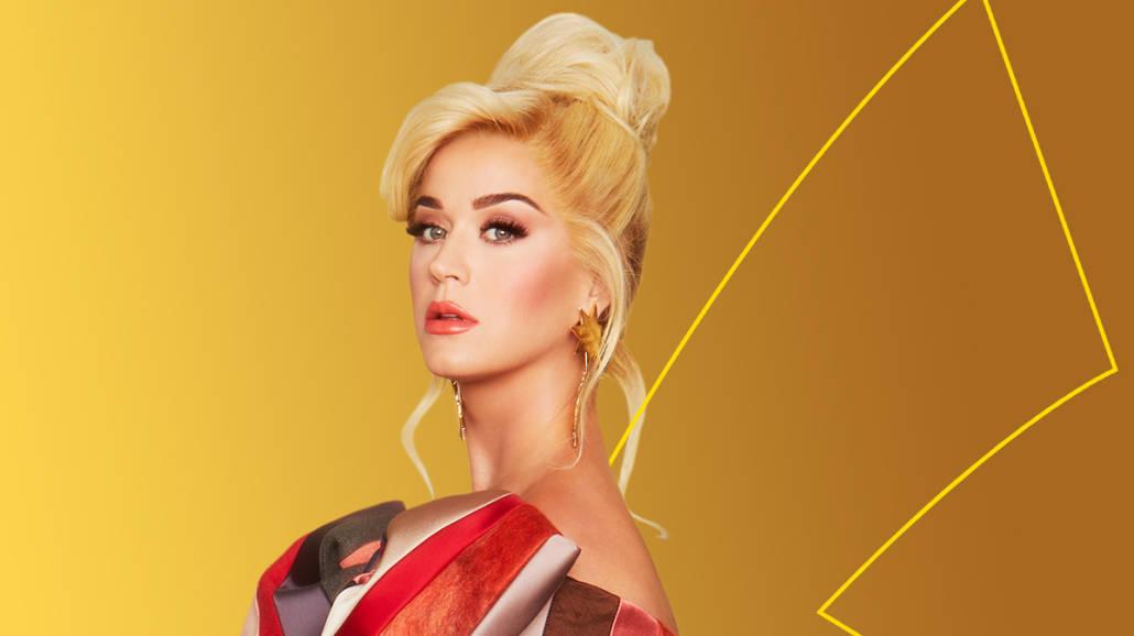 Katy Perry i Pokémony