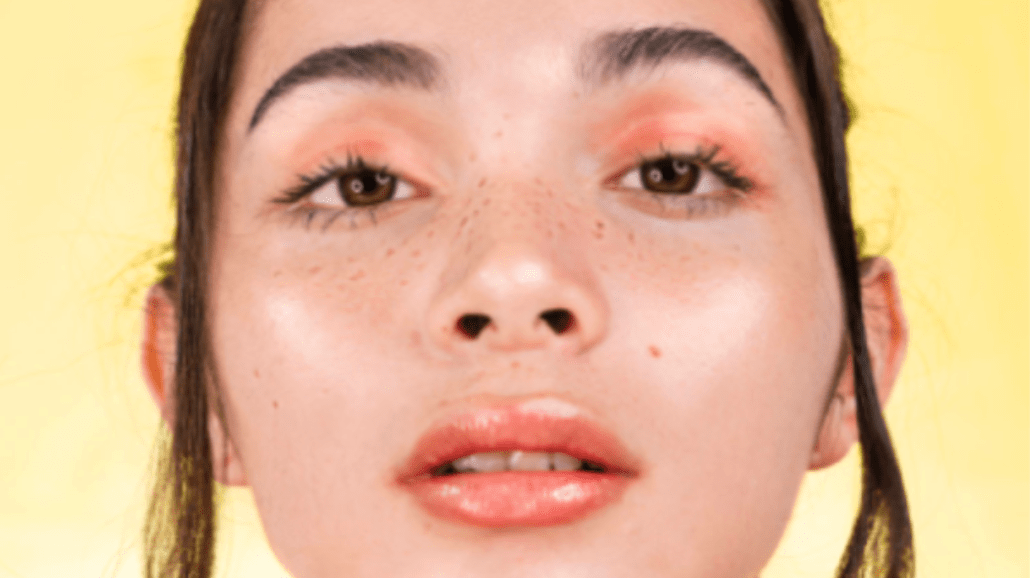 Lekki makijaÅź